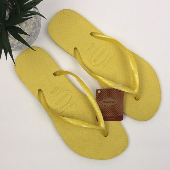 72d774a8103837 Havaianas Light Yellow Flip Flop